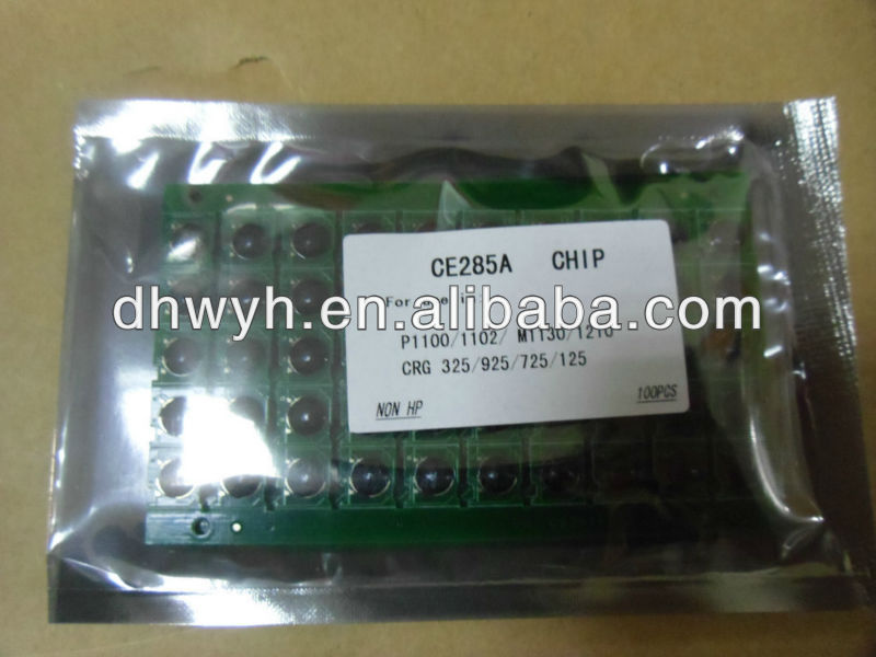 Compatible Laser Toner Chip for HP 285A
