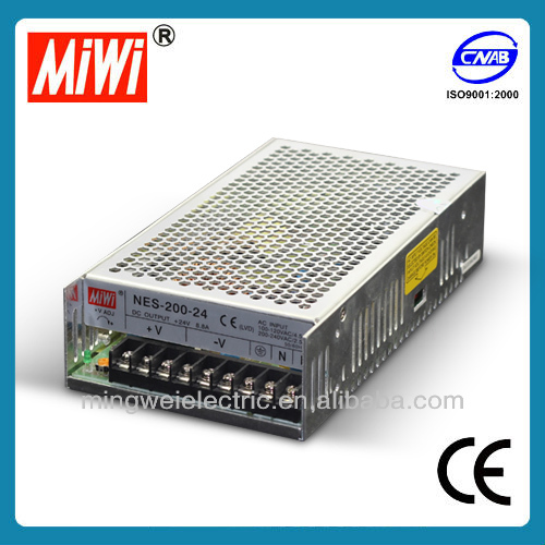 NES 200W 15V 14A Industrial Single Output SMPS AC DC Switching Power Supply Led Driver,waterproof electronic led driver