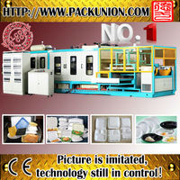 Thermocol plates making machine