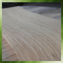 Bamboo veneer suppliers eco-friendly for furniture decoration
