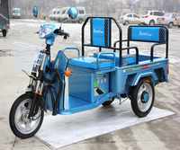 manufacturer of three wheel electric tricycle for passenger seat