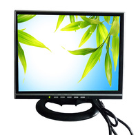 14 inch led computer monitor low cost car back seat lcd monitor