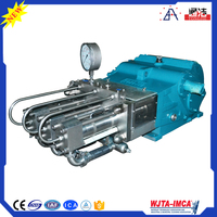 Ultral High Pressure Water Jetting Cementing Piston Pump For Sales