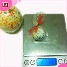 Fancy Colorful Center Filled Hard Candy, 14g Dinosaur Egg Candy