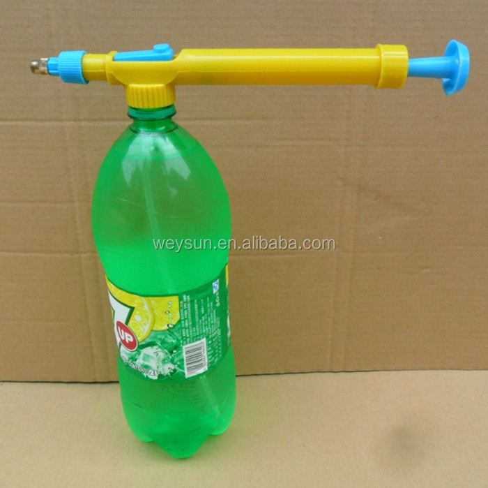 Как создать бутылку с водой