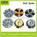 Small Standard Metal Thread Soft Golf Shoes Spike