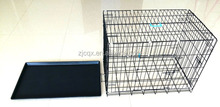 popular portable iron metal pet crate