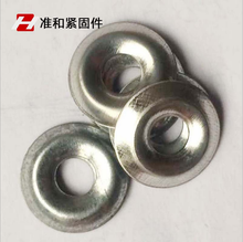 China high quality Galvanized Stainless Steel Cup Washer Finishing Countersunk gaskets