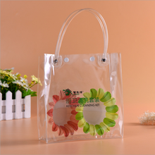 wholesale toiletry plastic pvc bag thickness