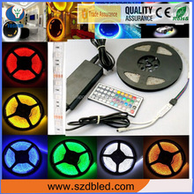 Good quality waterproof smd3528 12v 5m/roll 120leds led strips for holiday