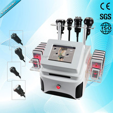 BEST COMBINATION !!! lipo laser+RF+ultrasonic + lipocavitation slimming machine