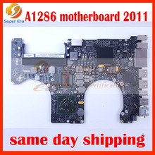 "large wholesale for Apple MacBook Pro A1286 15"" Unibody 2011 i7 2.0GHz Logic board Motherboard 820-2915-A"