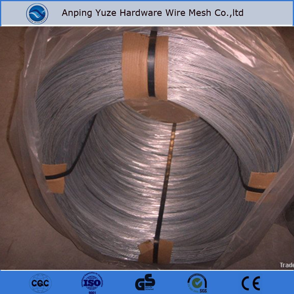 sae 1008 wire rod/galvanized/stainless steel/inox wire 18 gauge binding wire