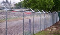 Airport Wire Mesh, Chain Link Fencing (Factory in CHIAN)