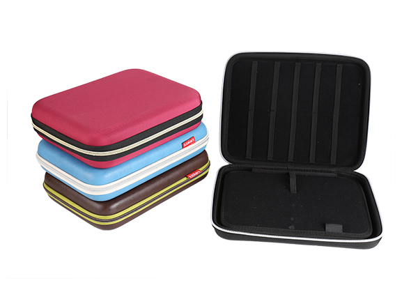 Quakeproof Eva Case Custom for Ipad with Strong Zipper made in china