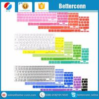 Arabic English Silicone Keyboard Cover Case