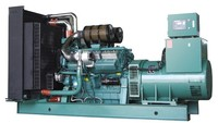 AC Three Phase output type diesel power generator 250kw Tongchai price