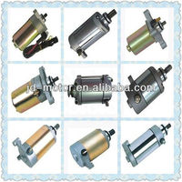 motorcycle starter motor for GY6 / CG engine