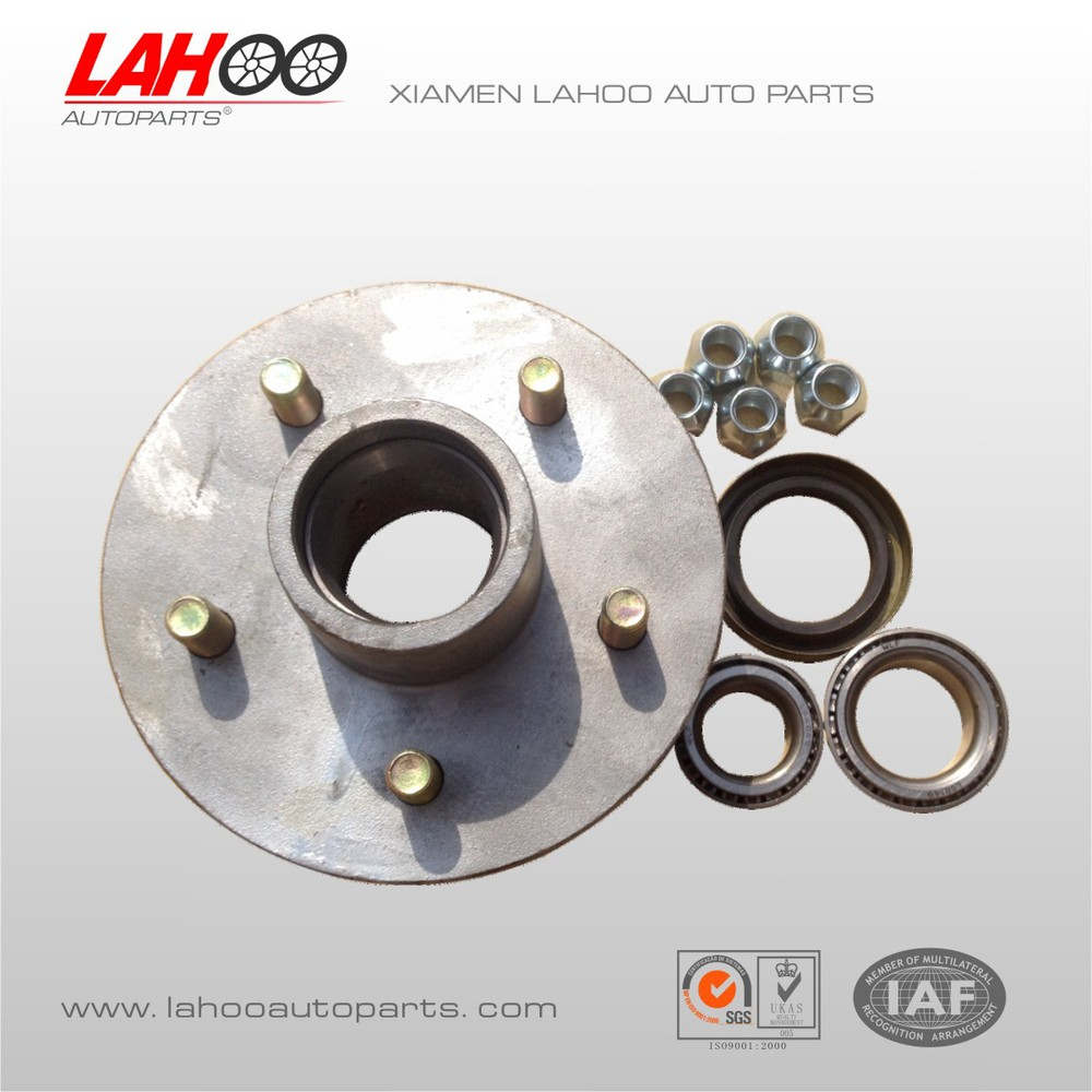 Trailer axles parts wheel Hub, lazy hubs /disc hubs used by the Australian market