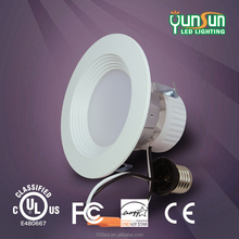 smd led downlight ultra light down jacket, china top ten selling products smoothly dimming function