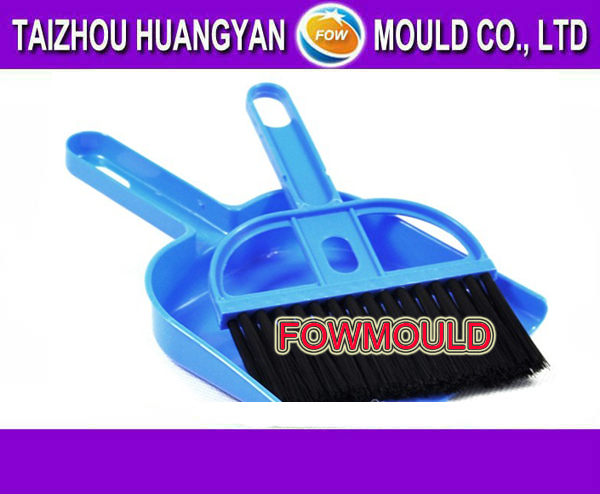 OEM custom plastic Cleaning tool mold manufacturer