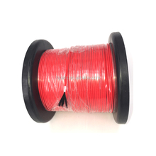fabric braided af 200 fep insulated special cable 12v heating wire