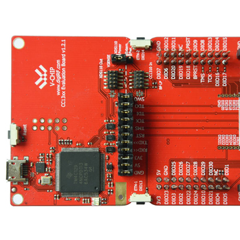 vchip cc1310 development kit new board module option for ordered