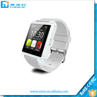 Bluetooth Smart Wrist Watch U8 Watch Fit for Smartphones IOS Apple iphone 4/4S/5/5C/5S Android Samsung