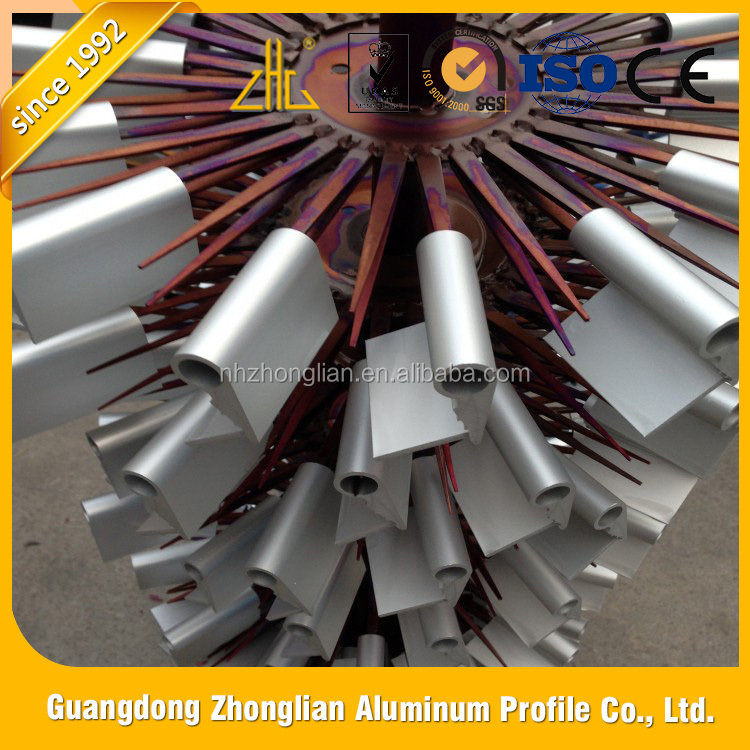 Wholesale China factory 100x100 aluminium profile popular products in usa