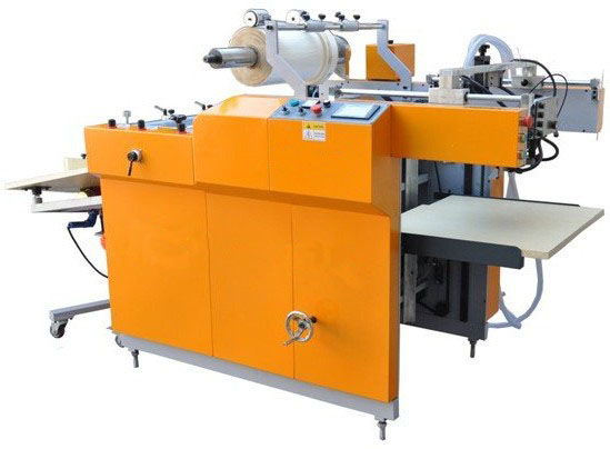 XHAL520 Laminator Machinery, Film Laminator