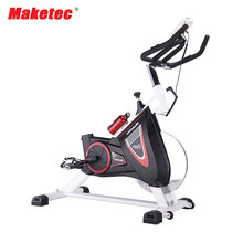 Indoor cycle cardio exercise giant spinning bike