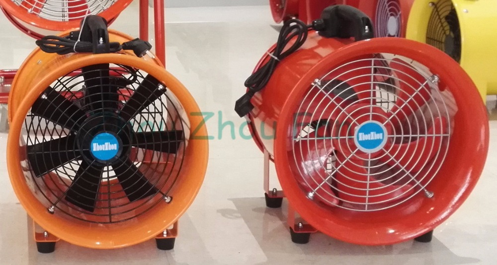 Portable Industrial Fan Blower Ventilator