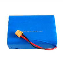 24V 4.4Ah li ion 18650 battery pack for diving light/electric vehicle