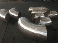 Big Size Copper Long Radius Pipe Elbow