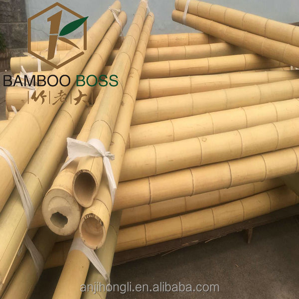Moso natural bamboo pole