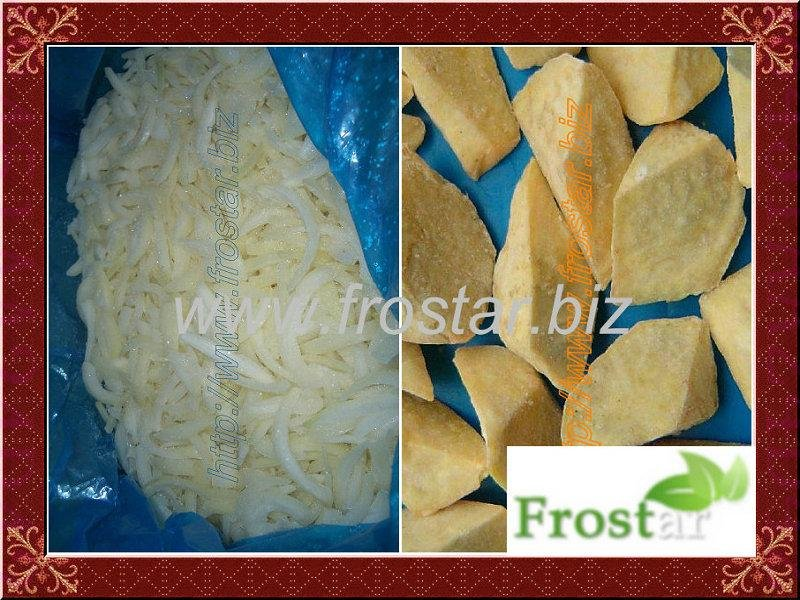 Good quality frozen vegetables