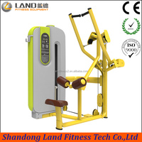 2016 New design integrated gym commercial Lat machine GL7012 /fitness equipment indoor
