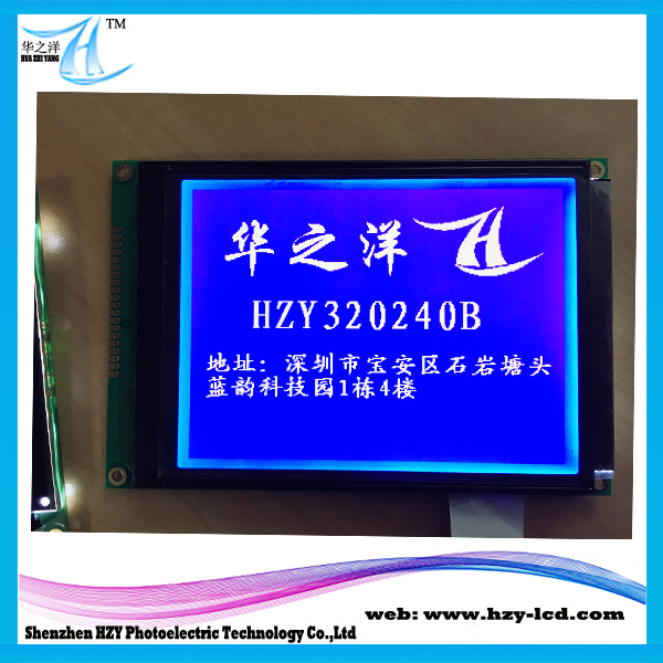 "6.3""Outline Parts LCD Screen Display LCD Modules"
