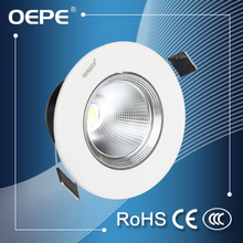 AC85-265V led recessed ceiling lighting warranty 2 Years 1 watt led cob mini downlight led spotlight