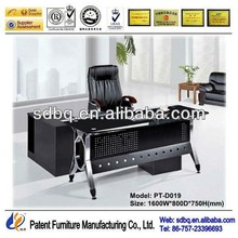 PT-D019 Professional export executive desk high end office furniture classic office furniture funky office furniture