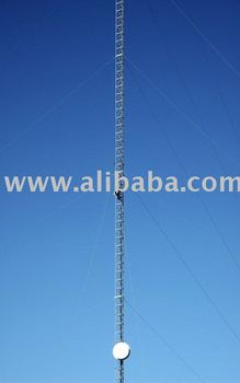 Communication Tower Guyed 40 to 190 Feet