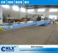 New Design Steel Frame Toys Assembly Belt Conveyor With Gearmotors