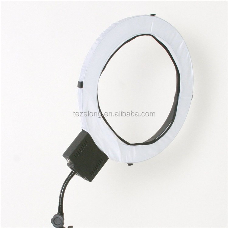 Super bright ring light led NanGuang CN-R640 led ring lamp led video light for Makeup