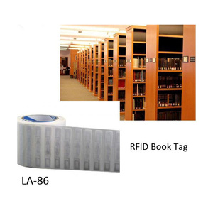 Vanch RFID book tag for Library management