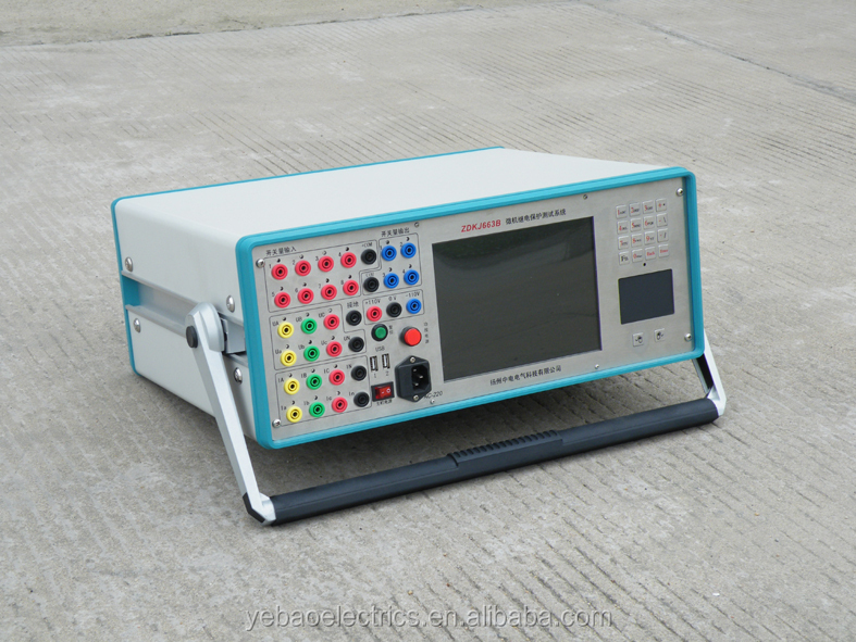 Secondary Injection Tester/Protection relay test kit manufacturers