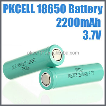 hot sale 18650 high discharge rate battery cells 2600mah 3.7v rechargeable lithium-ion battery