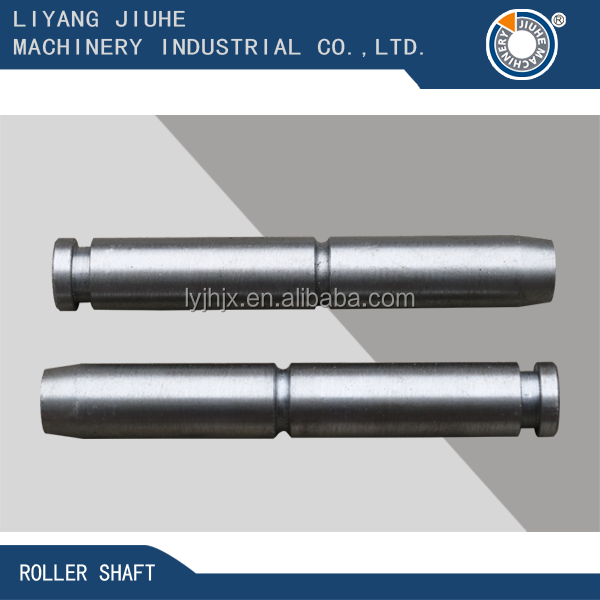Safety and Cheap roller shaft feed safety pin to pellet machine