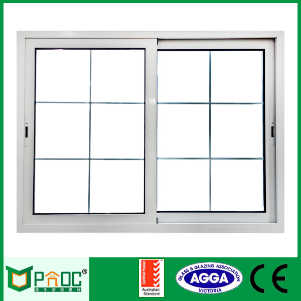 pictures of 2016 latest window grill design for aluminum sliding window