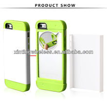 Soft TPU Hard PC Protective Cover For Iphone5c Case,Hight Quality Cell Phone Accessories For Iphone5c