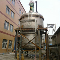 MAP Plant Production Cooling Crystallizer DTB